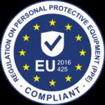 Logo Conformiteit Verordening Persoonlijke Beschermingsmiddelen EU 2016/425
